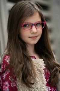 Menizzi kid's eyewear available at Eyecare Associates of Osawatomie, KS